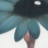 Detail from Flower Of Awe by Mark Sheeky