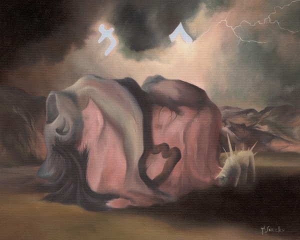 Insomnia Due To Impending Sacrifice by Mark Sheeky